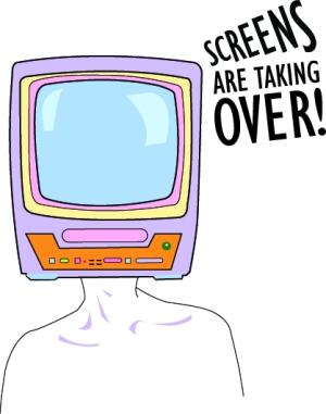 TV HEAD!